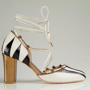 Sapato Cosmopolitan Off White 33