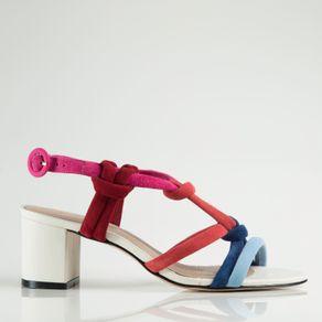 Sandália Neon Color 35